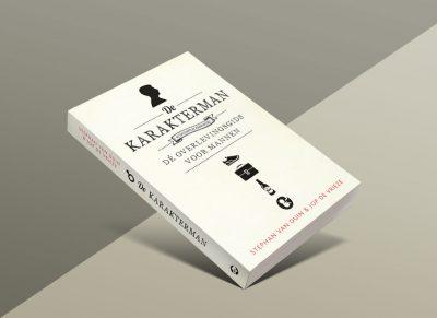 De Karakterman - Boek voor mannen - Lifestyle - Stephan van Duin