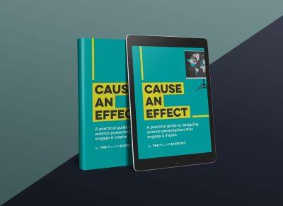 Cause an Effect - Boek beter presenteren design
