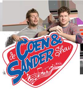 Coen en Sandershow